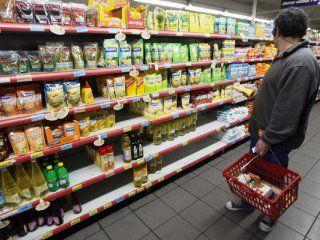 se profundiza la crisis del consumo: las ventas de supermercados llevan 13 meses en caida
