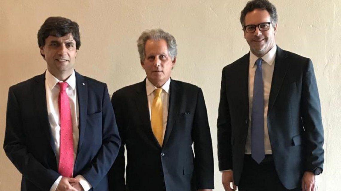 Para Lacunza, hubo un avance con el FMI que aún no da señales sobre el desembolso que espera el Gobierno