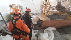 Las constructoras de la obra en el aeropuerto de Ezeiza tenían denuncias en la Justicia