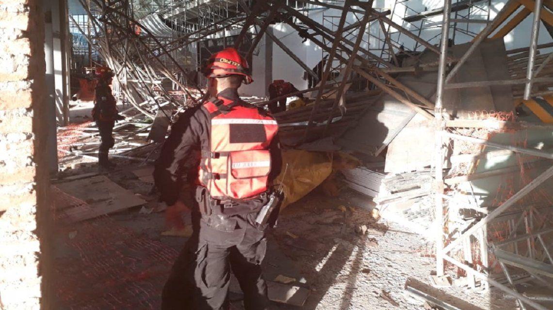 APA acusa a Dietrich de apurar la obra en Ezeiza para inaugurarla antes de las elecciones
