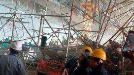 El ministerio de Trabajo bonaerense había sancionado a la obra en el aeropuerto de Ezeiza