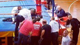 Otra muerte en el boxeo: se hizo pasar por su primo y murió en plena pelea