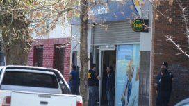 Golpe comando a un banco en La Plata: se llevaron $20 millones