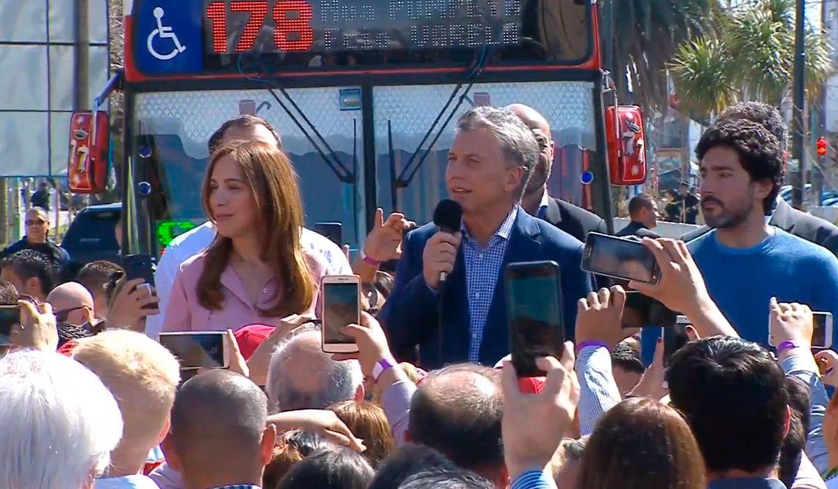 Macri expresó sus condolencias por el obrero que murió en el derrumbe de Ezeiza