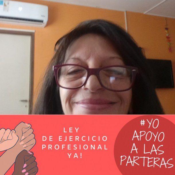 Mirtha Merino, obstétrica