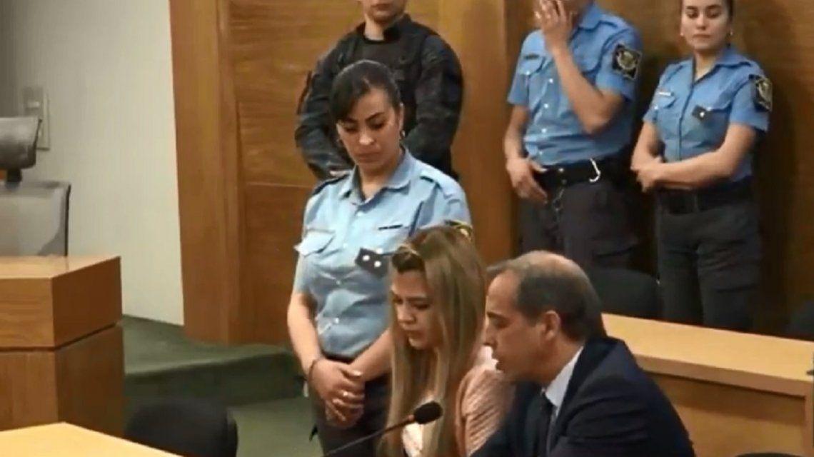 Condenaron a Brenda Barattini a 13 años de prisión por cortarle el pene a su amante