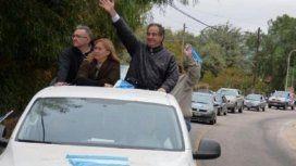 Pablo Yapur, candidato a Diputado Provincial en San Blas de los Sauces por Juntos por La Rioja
