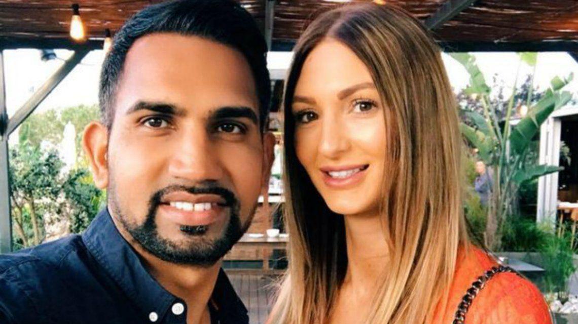 Asif y su mujer