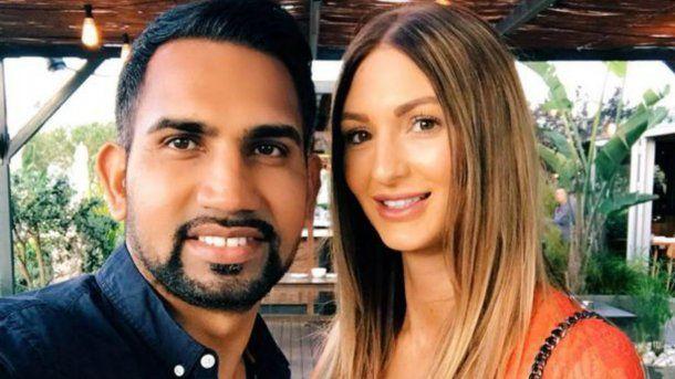 Asif y su mujer, Charlotte, estaban en su hogar cuando entraron los ladrones
