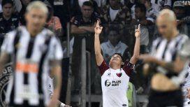 ¡Histórico! Colón venció en los penales a Atlético Mineiro y jugará la final de la Copa Sudamericana