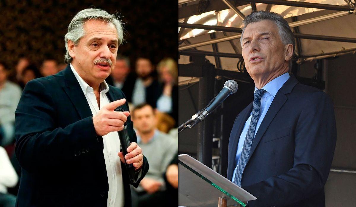 Alberto Fernández le contestó a Macri por el tuit sobre San Martín: Usted sólo supo entregar al país al FMI