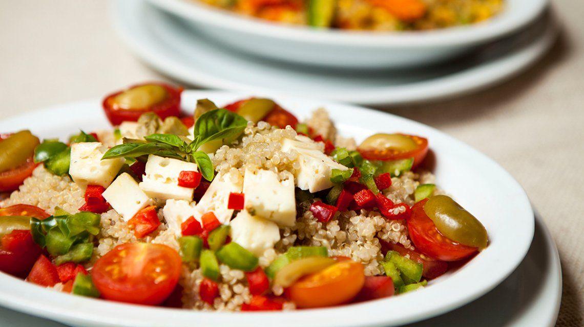 Quinoa, oca amaranto, yacón y carne de llama: 5 productos andinos
