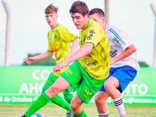 dolor en el futbol uruguayo: desconectaron a agustin martinez, el juvenil de boston river que se infarto durante un partido