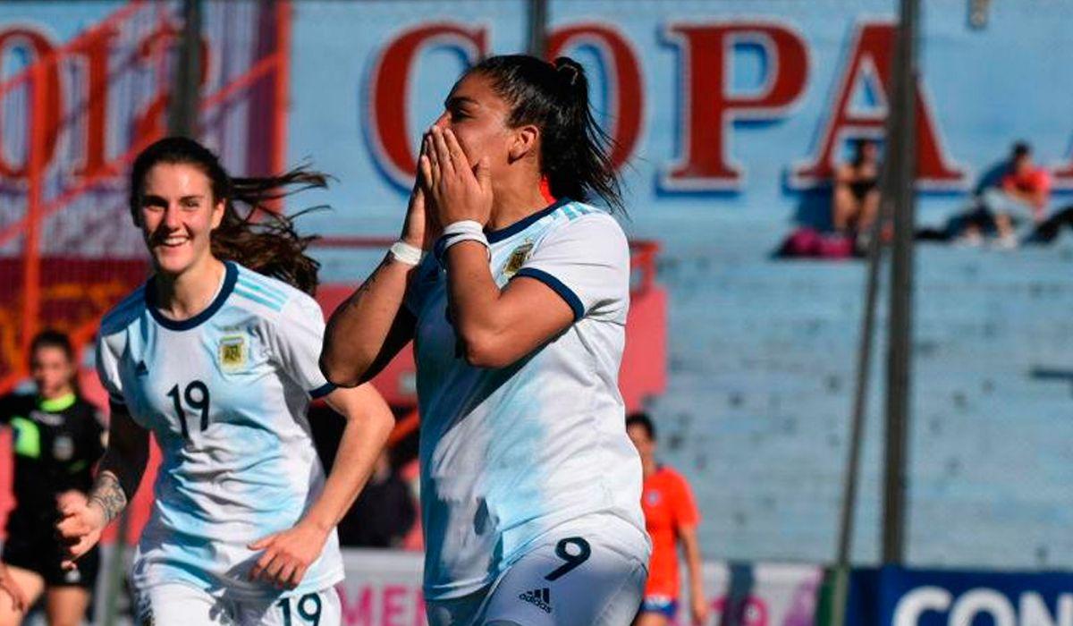 Rocío Correa, jugadora de la Selección argentina, fue baleada  durante el velorio de su hermano