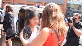 Miryam Bogado fue liberada tras llevar 7 meses presa acusada de matar a su hija de 4 meses