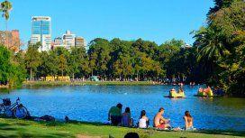 Fin de semana sin lluvias y con calor en la Ciudad y el Gran Buenos Aires
