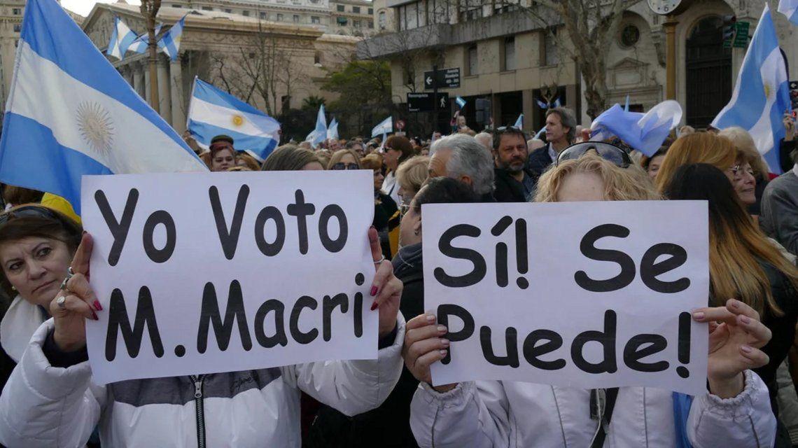 Marcha del Sísepuede: Macri llegará en tren a Belgrano y habrá seguridad invisible