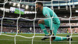 El blooper de Hugo Lloris que le dio el gol al Southampton