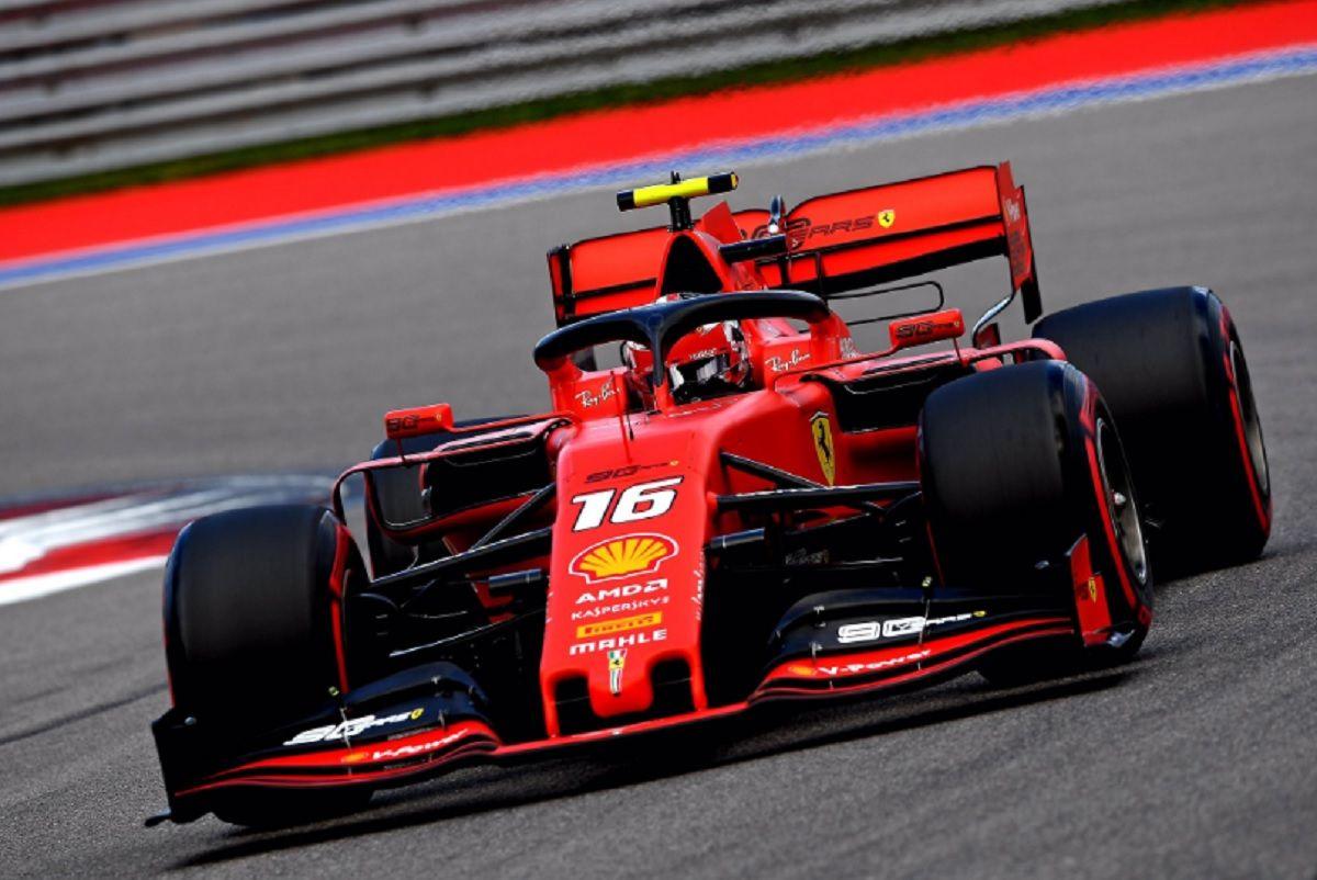 Histórico: Leclerc sumó su cuarta pole position e igualó la marca de Schumacher