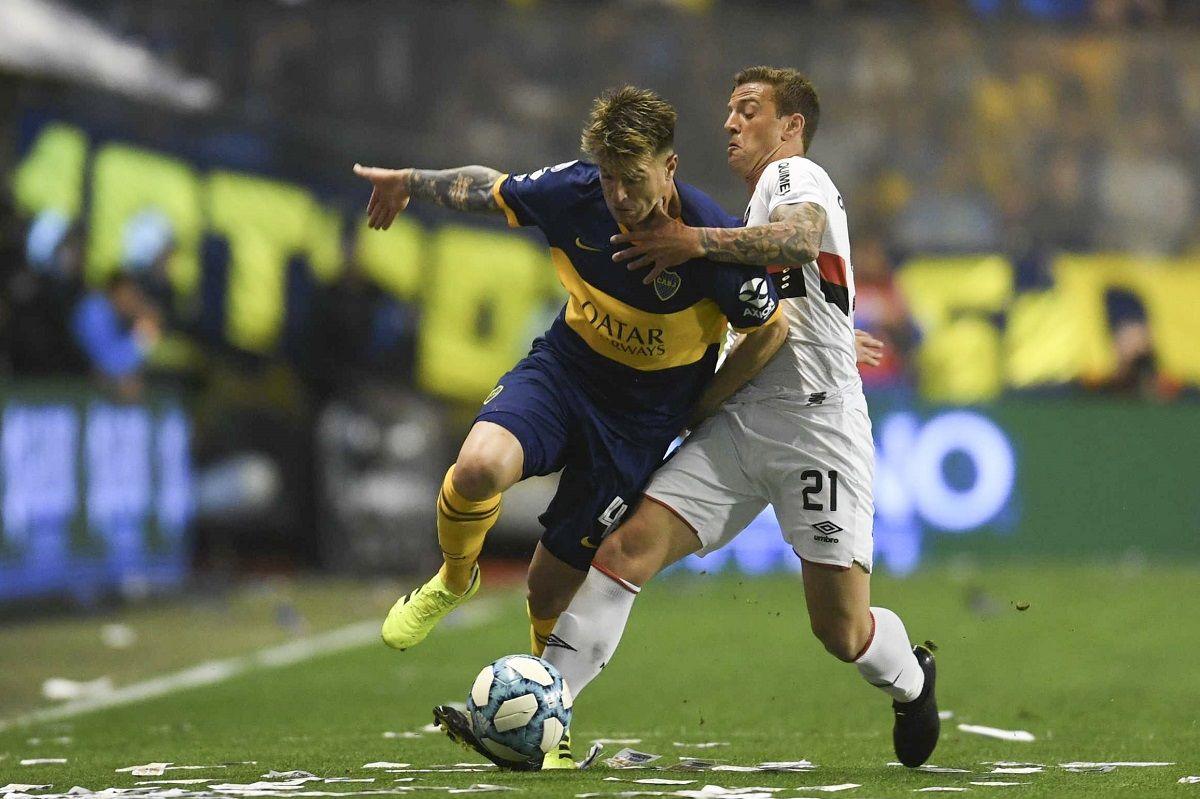 Boca empató con Newells en la Bombonera y este domingo puede perder la punta