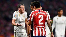 Real Madrid empató con Atlético en el derbi y sigue siendo el puntero de la Liga