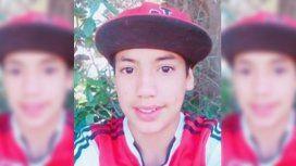 Juan Gambini tiene 15 años