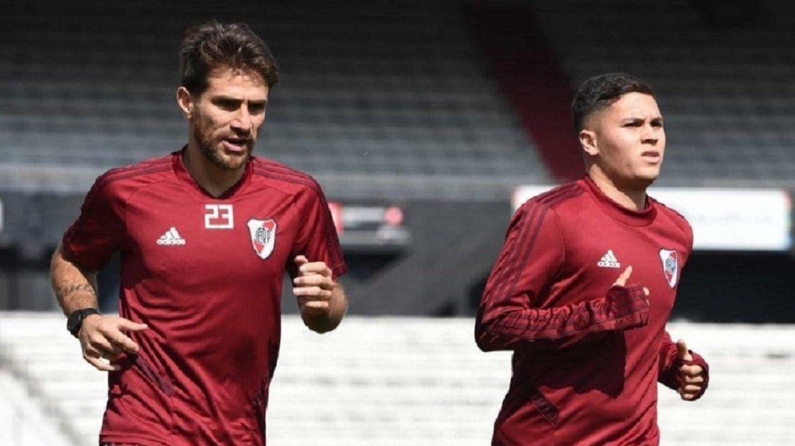 River se queda sin ponzio ni Quintero para el Superclásico por la Copa Libertadores
