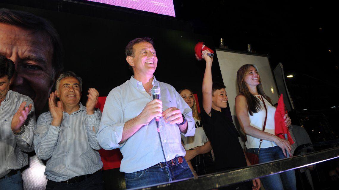 El radical Rodolfo Suárez de Cambiemos ganó la elección en Mendoza y es el nuevo gobernador