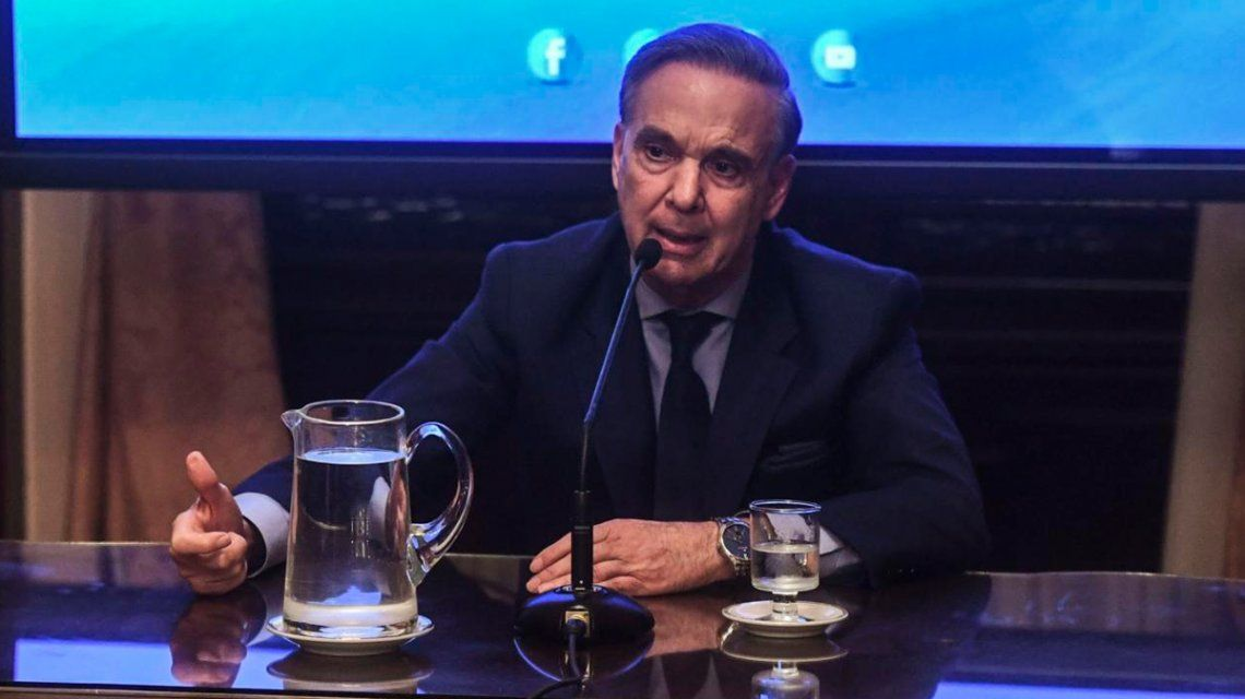 Miguel Ángel Pichetto: Hay un proceso de desestabilización en América Latina con injerencia venezolana y cubana