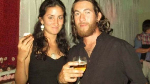 Evelyn Lehr y Carlos Archie Philips