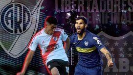 Superclásico copero: River recibe a Boca en la ida de la semifinal más esperada
