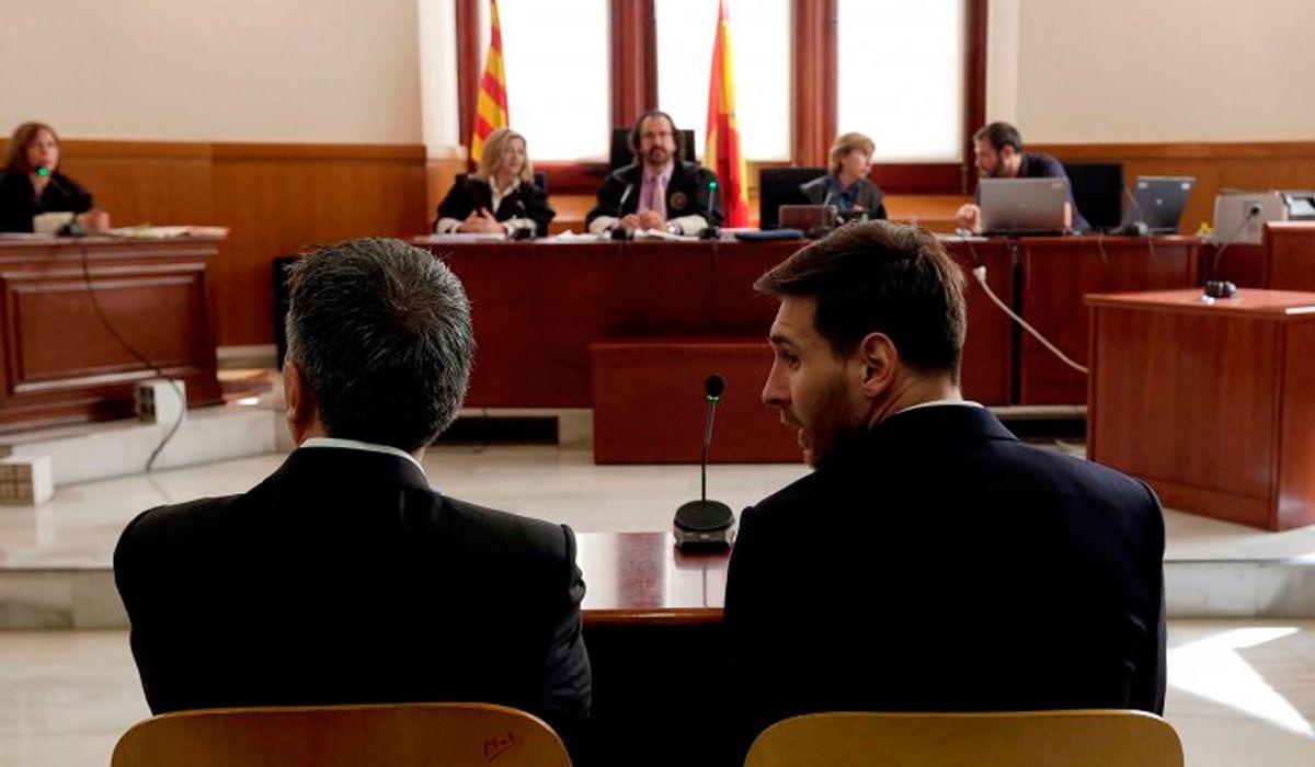 Archivan una causa contra la familia Messi por delitos contables y estafa