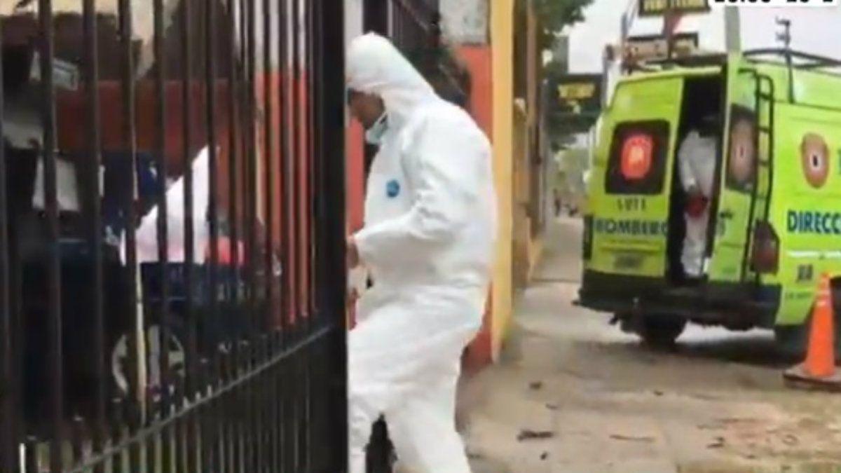 La policía científica confirmó el macabro hallazgo: Ariana fue asesinada y enterrada en su casa