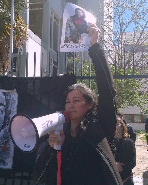 Alejandra Pérez, mamá de Evelyn Lehr