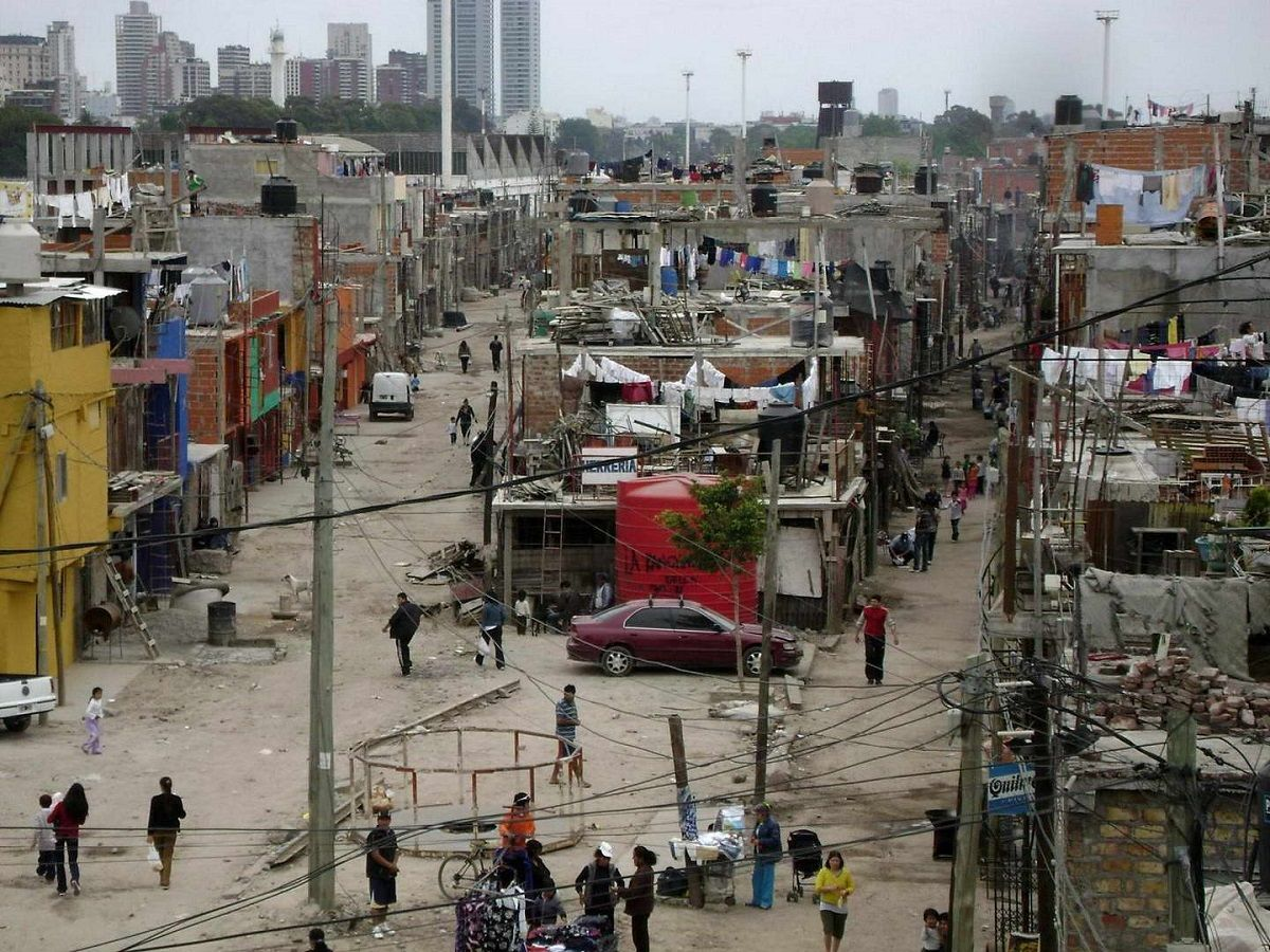 Concordia, la ciudad más afectada del país: el 53% de sus habitantes es pobre