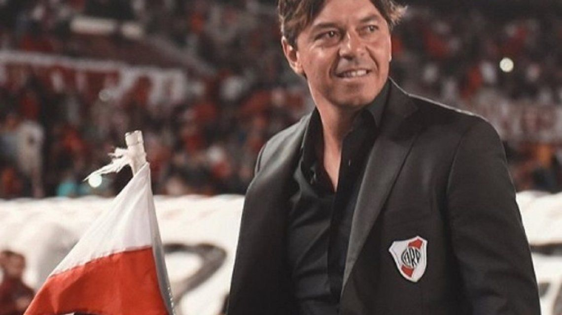 Crédito: @riverplate