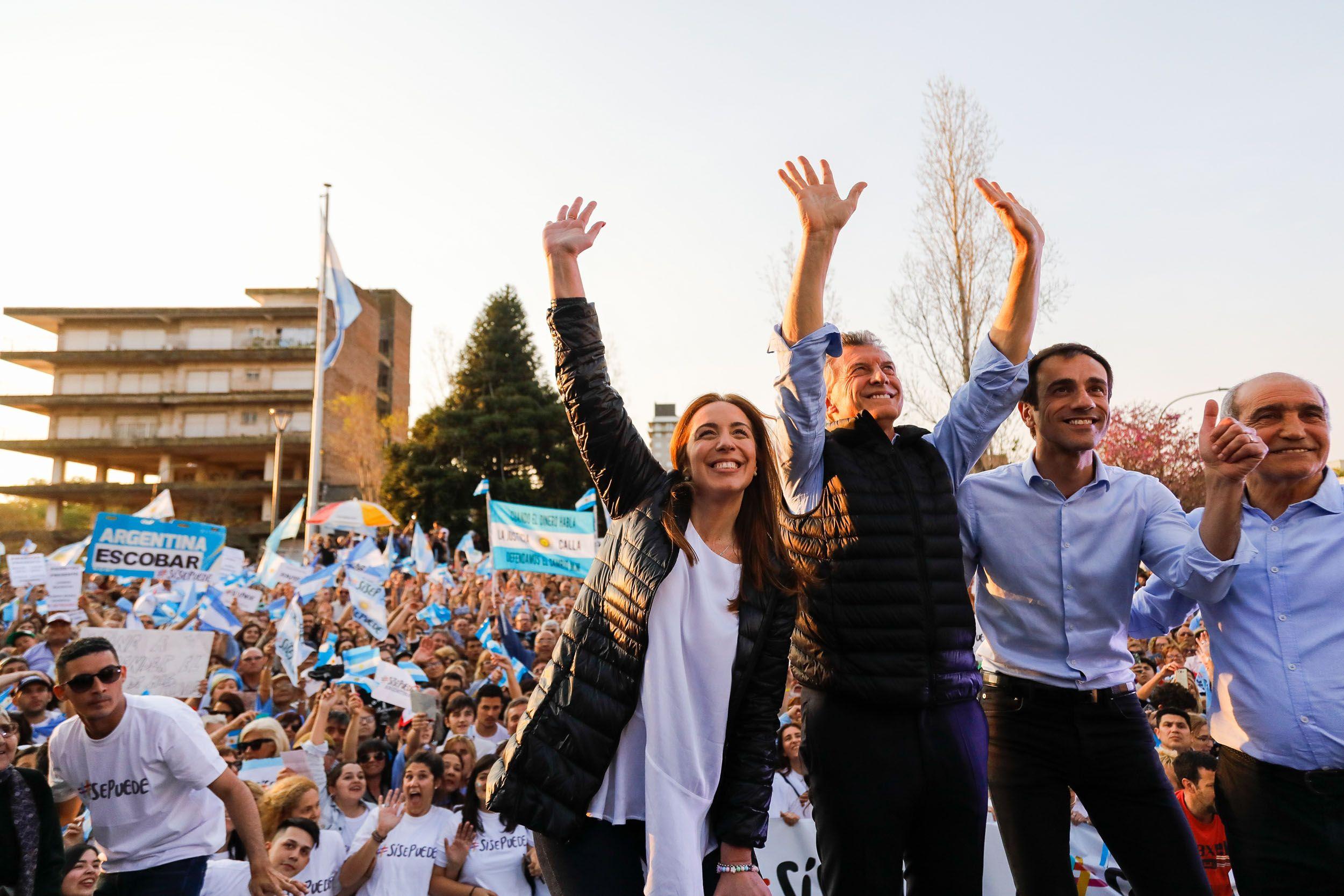 Macri dice que ahora viene el crecimiento, el trabajo y la mejora del salario