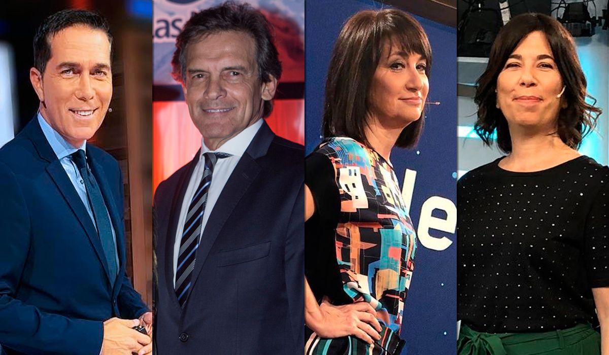 Confirmaron a los periodistas que moderarán los debates presidenciales
