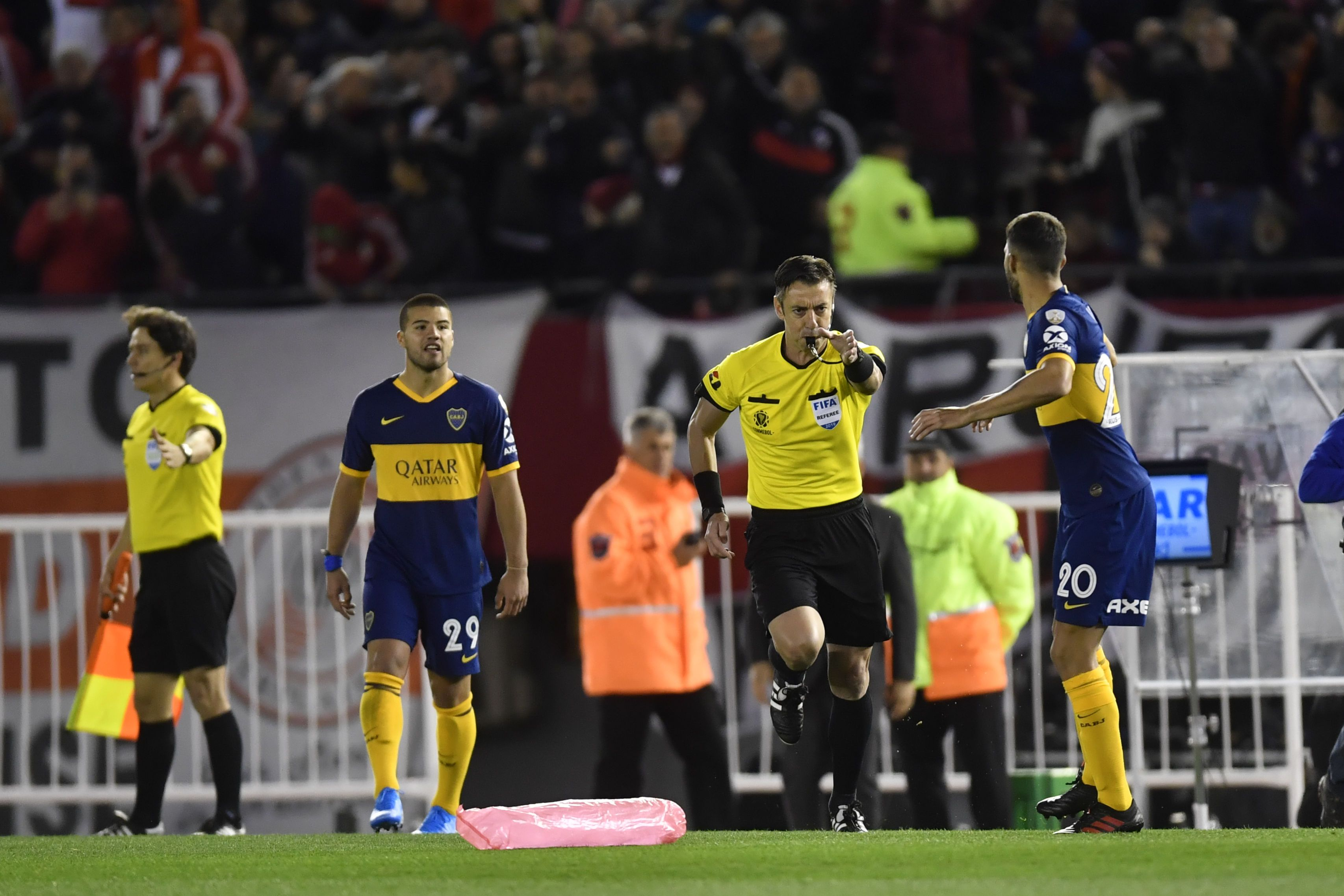 Los futbolistas de Boca y River que jugarán el Superclásico al límite con las amarillas