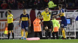 La sanción de la Conmebol a Boca por la ida de la semifinal ante River