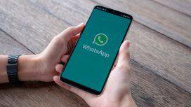 WhatsApp ofrece la opción de cambiar el tamaño de las letras