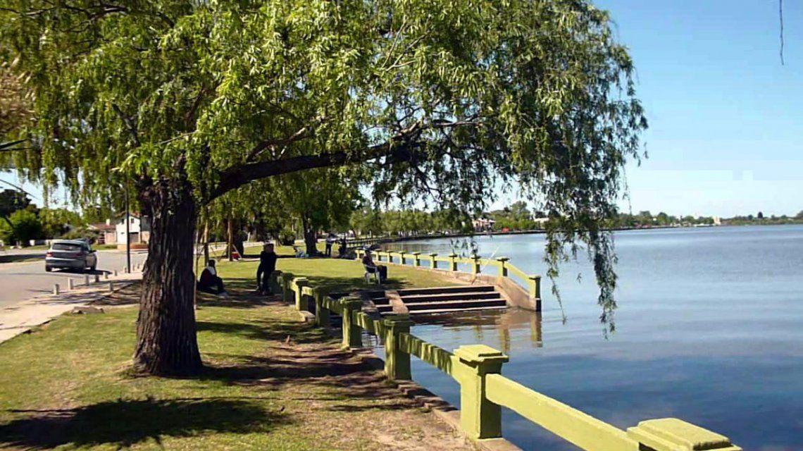 La Laguna de Monte es el principal atractivo de la localidad bonaerense de San Miguel de Monte