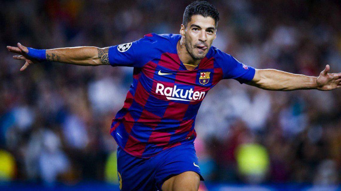 Con dos golazos de Suárez, Barcelona le ganó al Inter en el Camp Nou