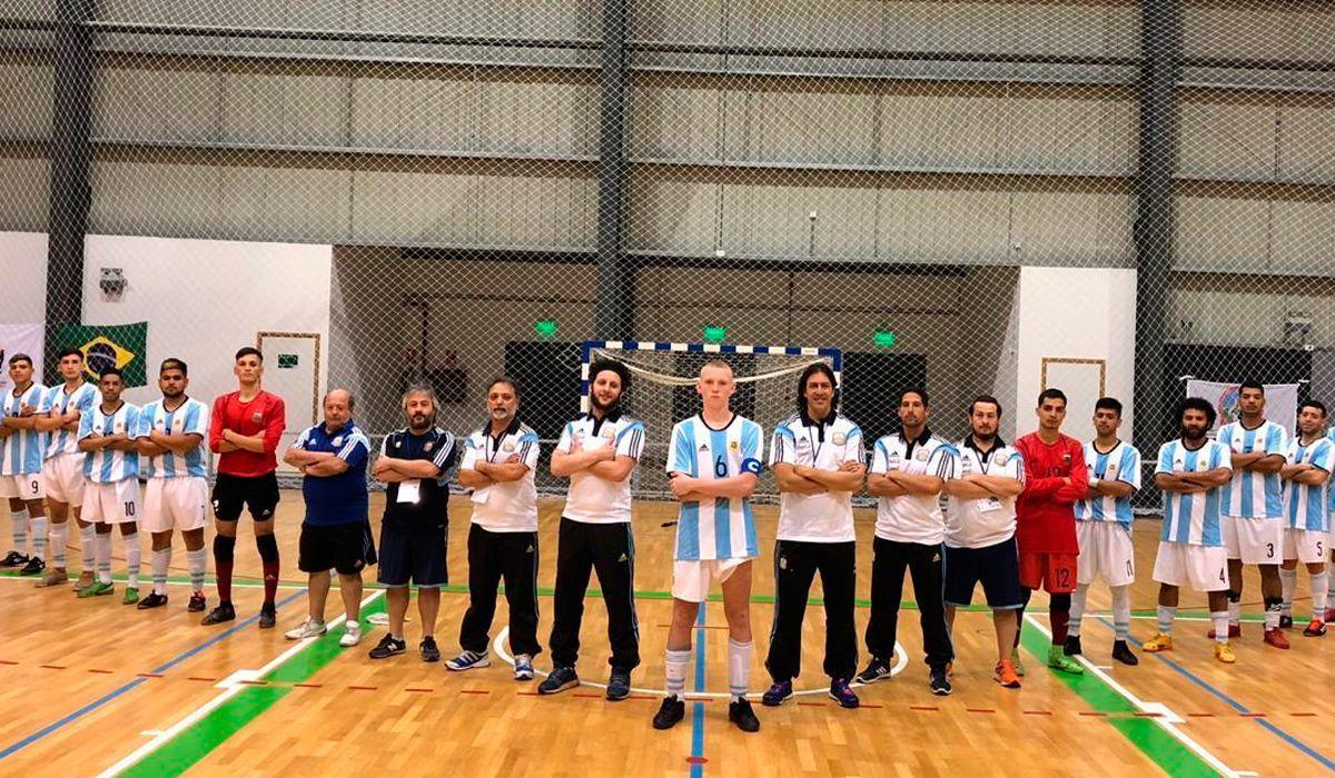 Los Jabalíes quieren ir al Mundial: la Selección argentina para sordos busca fondos para viajar a Suiza