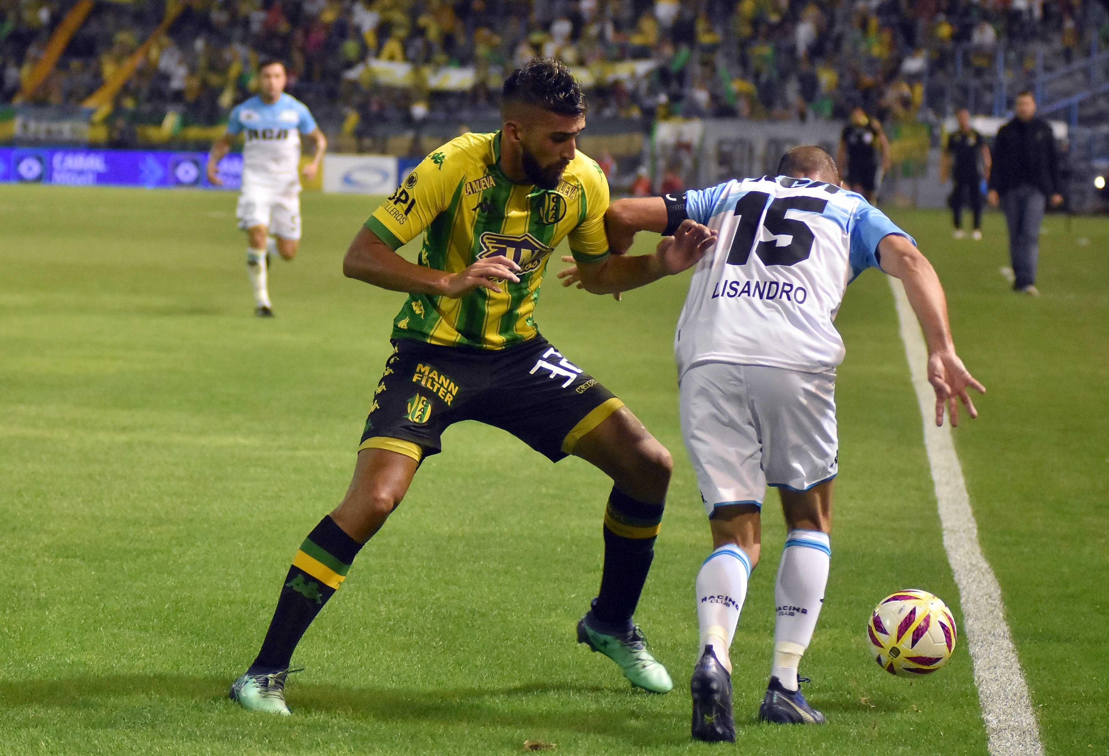 Racing vs. Aldosivi por la Superliga: horarios, formaciones y TV