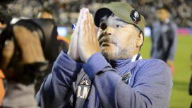 Gimnasia busca en Mendoza ante Godoy Cruz el primer triunfo de la era Maradona