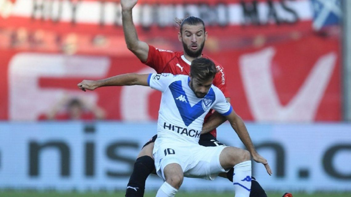 Vélez- Independiente: horario, TV y formaciones
