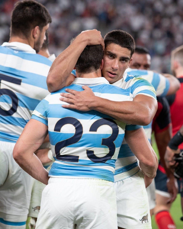 Mundial de Rugby: Francia venció a Tonga y Los Pumas quedaron eliminados
