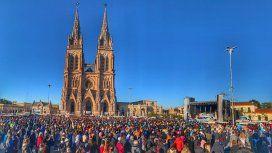 En la misa por la Peregrinación a Luján, la Iglesia pidió poner fin a la grieta