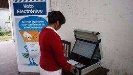 Los salteños eligen hoy a sus candidatos en las PASO